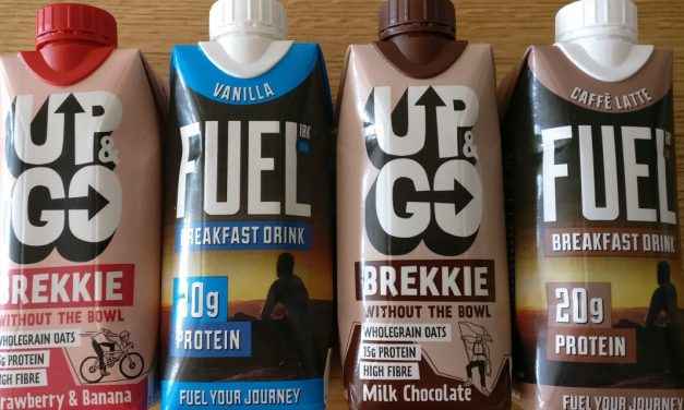 Fuel Vanilla Flavour Breakfast Drink