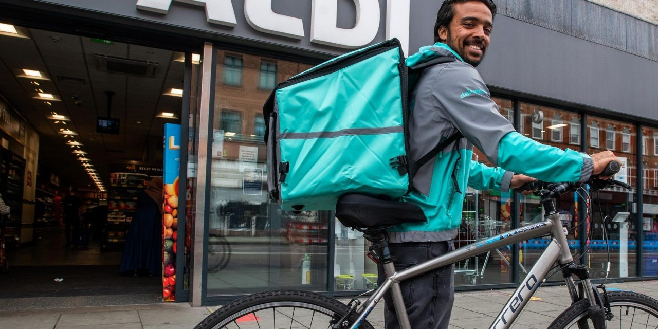 Aldi Extends Trial With Deliveroo to Camden